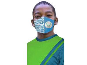 Kiddo 5 Days 3 Layer Face Mask