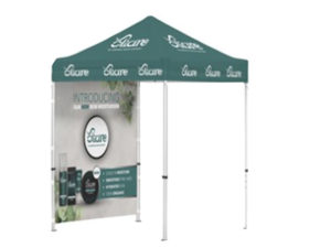 Ovation Gazebo 2 X 2M 1 Full Wall