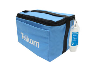 Pentom 6 Can Cooler  With 50Ml Hand Sanitiser