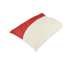 Shweshwe And Cotton Cushion Case