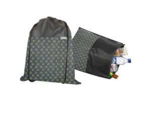 Shweshwe Drawstring Cooler Bag
