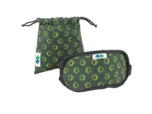 Shweshwe Sleep Mask With Pouch