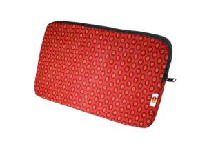 Shweshwe Zip Around Laptop Sleeve