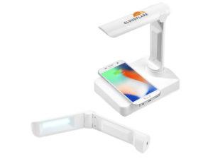 Swiss Cougar Lima UV Steriliser Wireless Charger